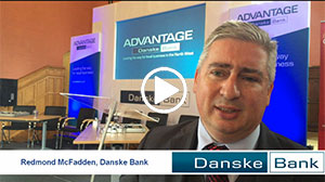 Kevin Kingston, Danske Bank