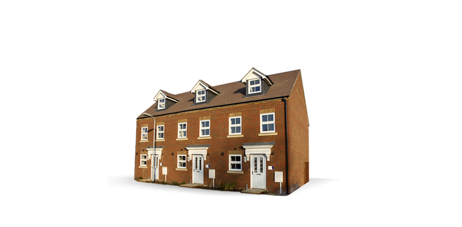 First time home buyer for Whats a terraced house