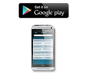 Get our Mobile App on Google Play