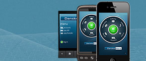 mobile banking with danske bank